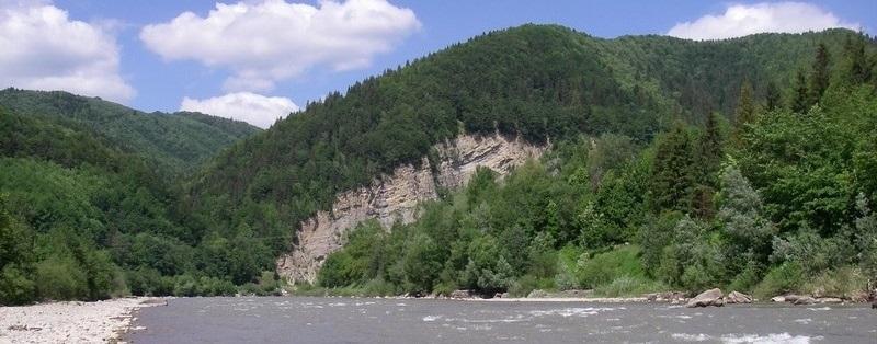 Рафтинг на реке Черемош