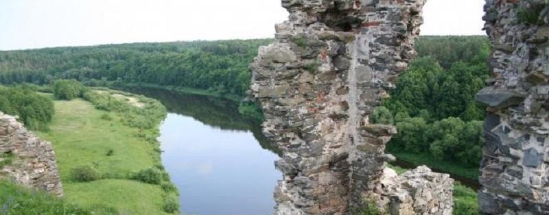 Сплав по реке Случ