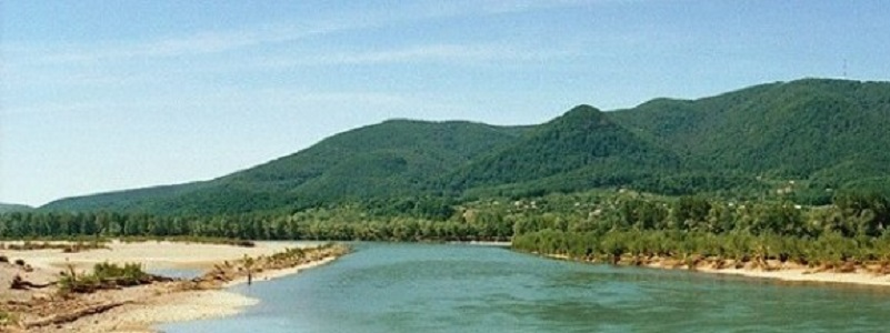 Рафтинг на реке Тиса (Черная Тиса)