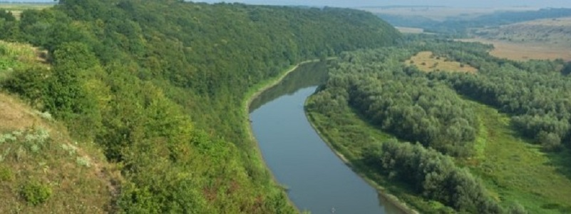 Рафтинг, сплав по реке Збруч